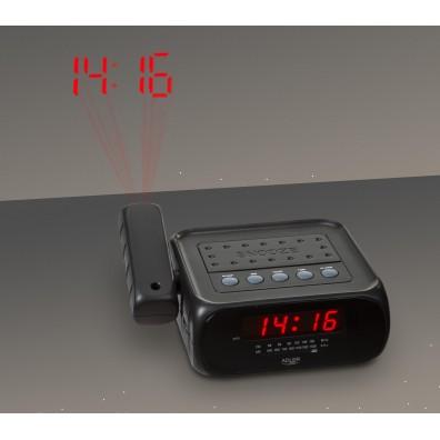 Радио будилник 2в1 Adler AD 1120