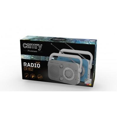 Радио Camry CR 1152b