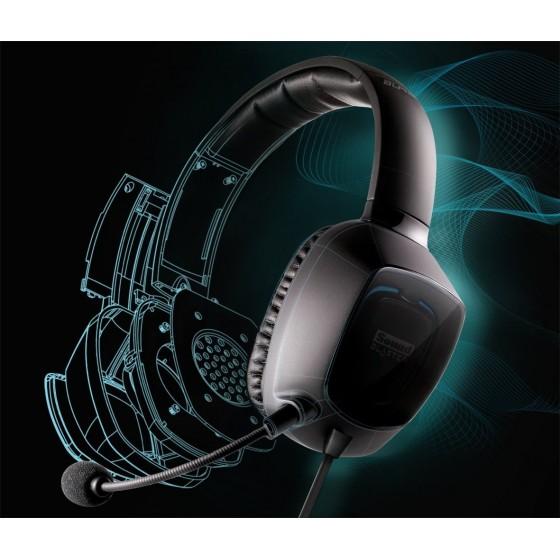 Стерео слушалки  Creative Labs Sound Blaster Tactic3D Alpha