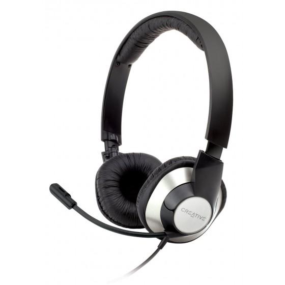Стерео слушалки  Creative Labs HS-720  (51EF0410AA002)
