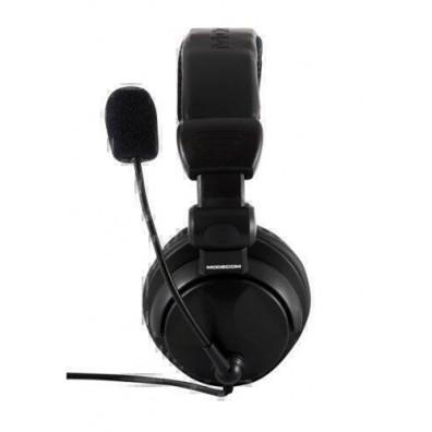 Пълноразмерни Слушалки с микрофон Modecom  MC-826 HUNTER
