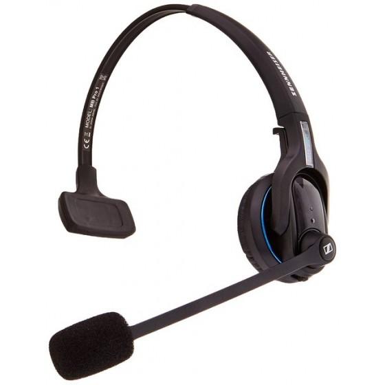 Слушалки Sennheiser MB PRO 1 UC ML, Безжични, Микрофон, Bluetooth, Черни