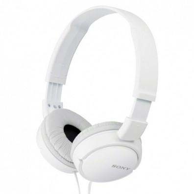 Слушалки Sony MDRZX110W (MDRZX110W)