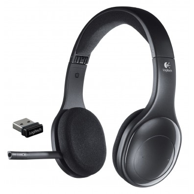 Слушалки LOGITECH H800