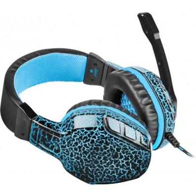 Геймърски слушалки Fury Hellcat