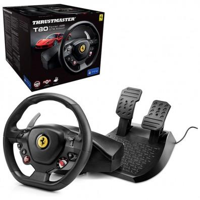 Волан THRUSTMASTER T80 Racing Wheel за PS4