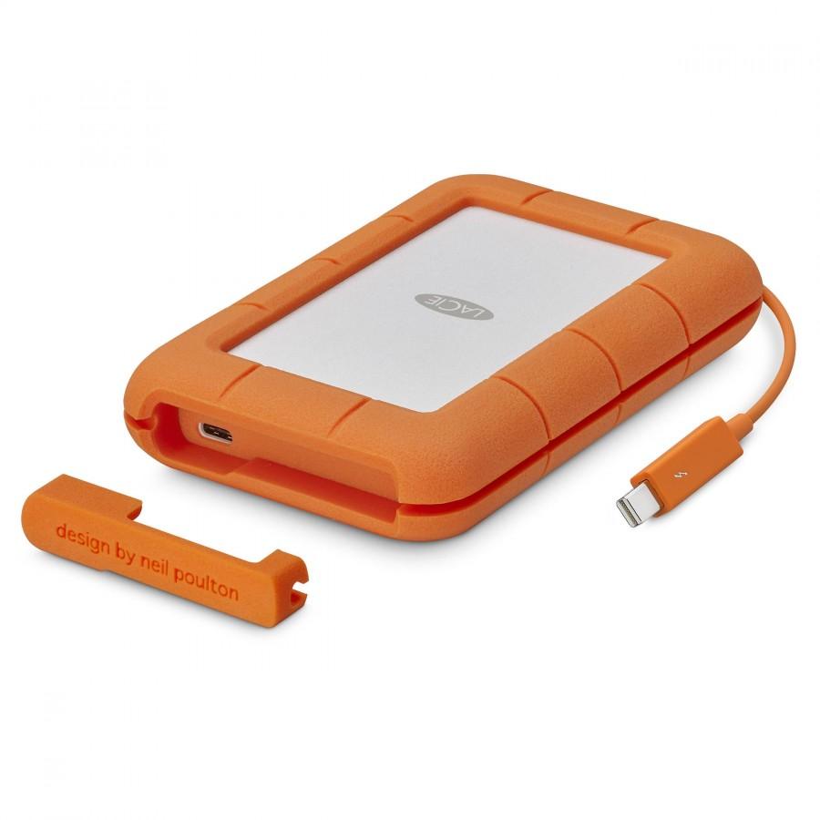 Преносим хард диск LaCie 4TB