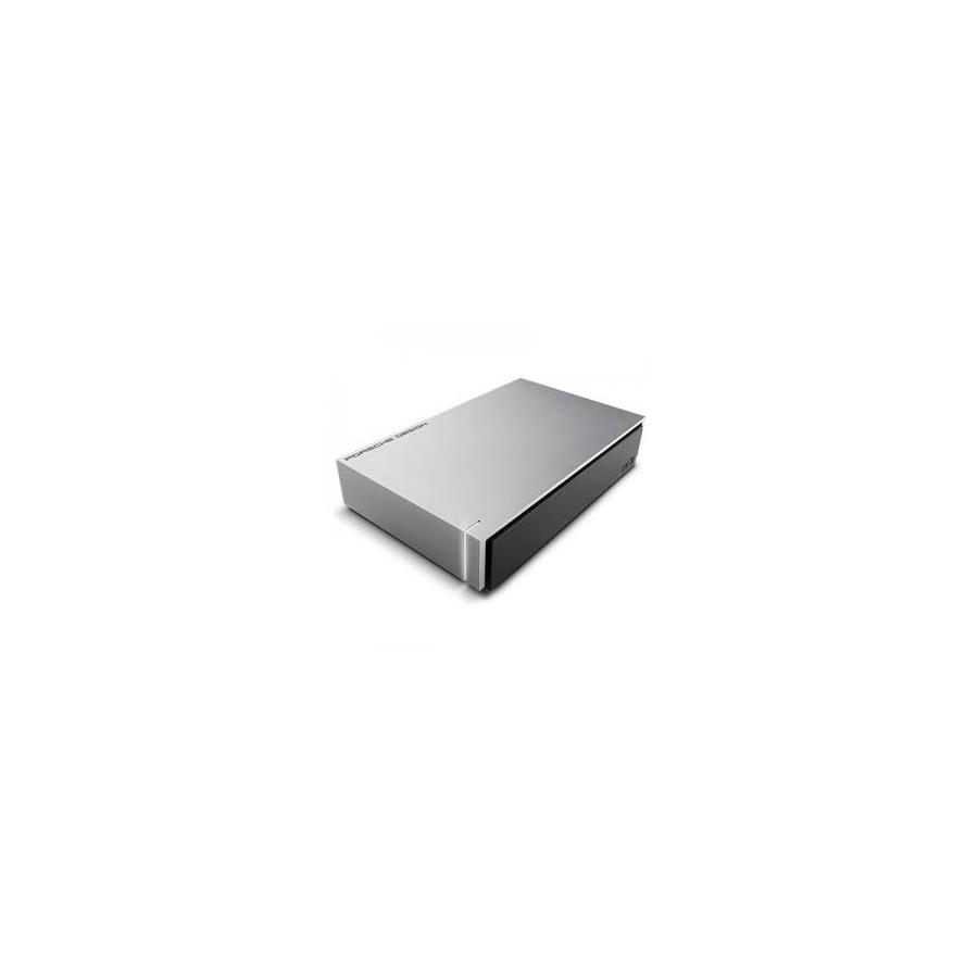 Преносим хард диск  LaCie Porsche Дизайн 6TB USB3.0