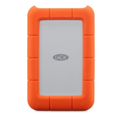 Преносим хард диск LaCie 4 TB