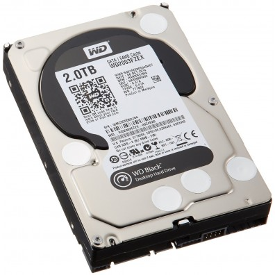 HDD Хард диск Western Digital WD2003FZEX