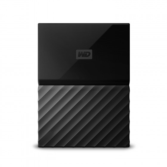 HDD Хард диск 3TB USB 3.0 MyPassport Черен
