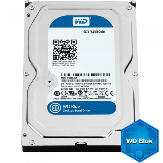 HDD Хард диск 3TB WD Blue 3.5' SATAIII 64MB (2 years warranty)