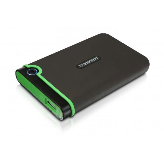 Твърд  диск Transcend StoreJet 25M3 USB 3.0 2.5' 2TB (SATA)