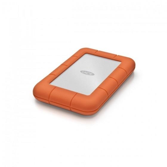 Преносим хард диск LaCie Mini 1TB, USB 3.0,