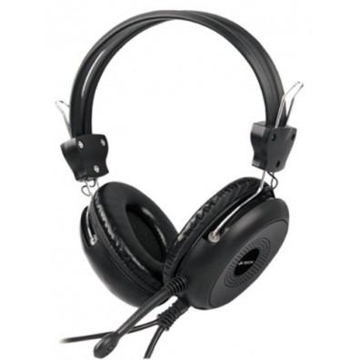 Офис Слушалки A4Tech HS-30  микрофон