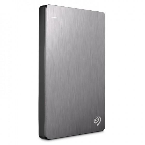 Външен хард диск Seagate 2TB Backup Plus Slim