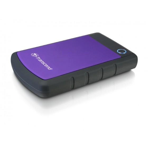 HDD Хард диск Transcend 2TB StoreJet 25H3 външен