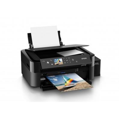 Мултифункционален Мастилоструен Принтер EPSON L810 фото