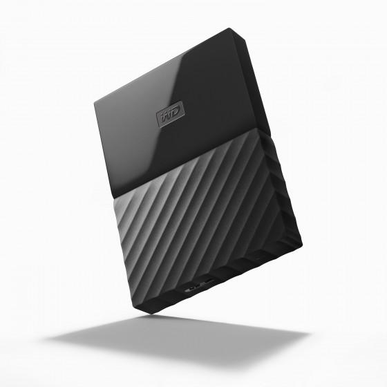 HDD Хард диск 1TB USB 3.0 MyPassport Черен