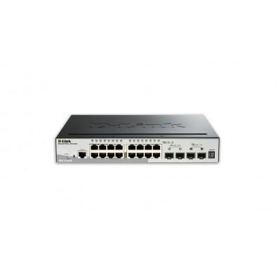 Мрежов суич D-Link DGS-1510-20