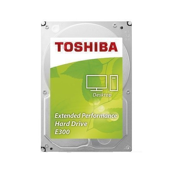 HDD Хард диск Toshiba E300 Serial ATA III