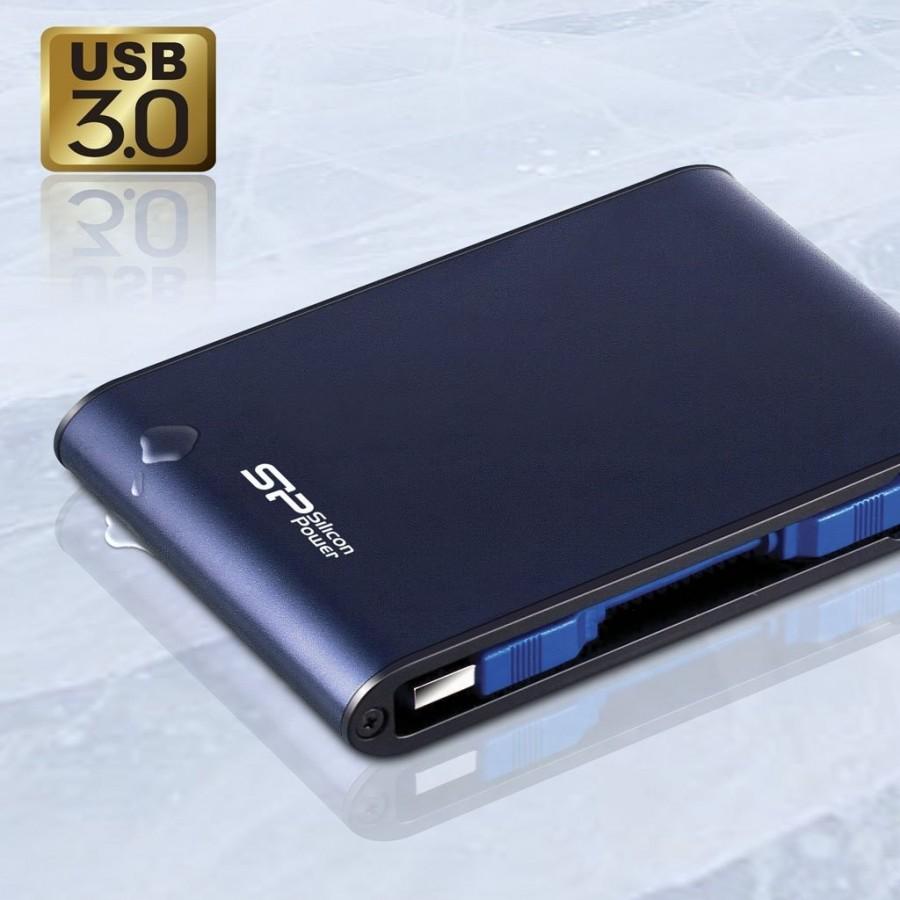 Silicon Power 1TB Armor A80 външен хард диск